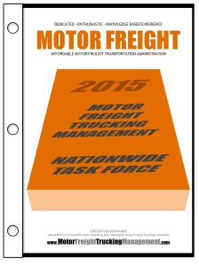 Motor Freight Trucking Management Nditc New Deal Ink